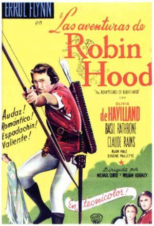 The Adventures of Robin Hood 713x1050