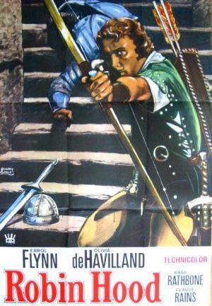 The Adventures of Robin Hood 424x611