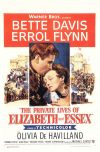 The Private Lives of Elizabeth and Essex Poster