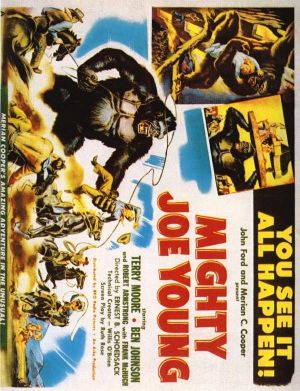 Mighty Joe Young 600x782