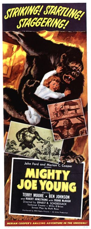 Mighty Joe Young 1125x2817