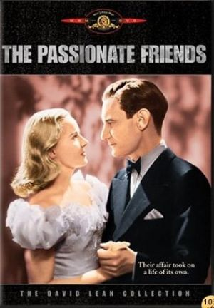 The Passionate Friends Dvd cover