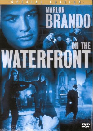 On the Waterfront Dvd cover