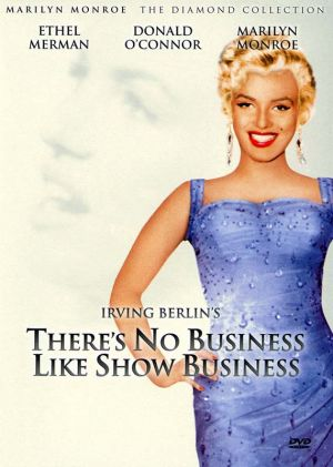 There's No Business Like Show Business Dvd cover