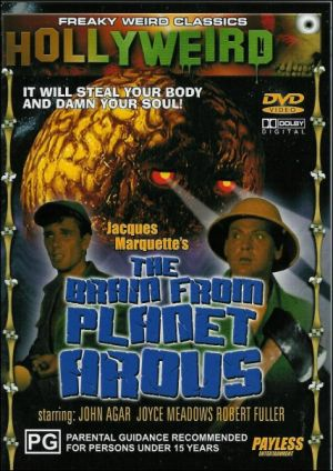 The Brain from Planet Arous 427x604