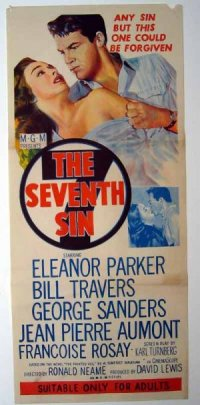 The Seventh Sin poster
