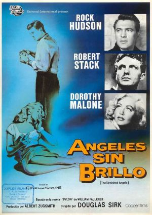 The Tarnished Angels Poster