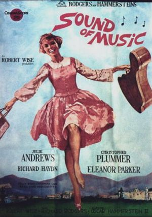 The Sound of Music 386x550