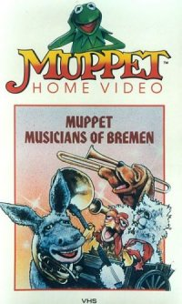 Tales from Muppetland: The Muppet Musicians of Bremen poster