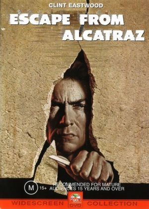 Escape from Alcatraz 500x702