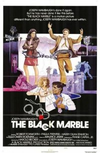 The Black Marble poster