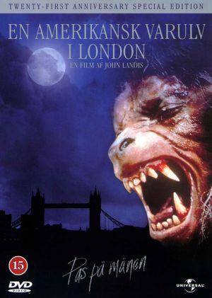 Un hombre lobo americano en Londres 570x800