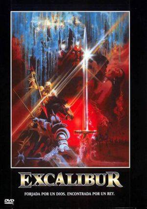 Excalibur Cover