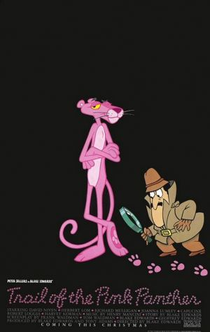 Trail of the Pink Panther 478x755