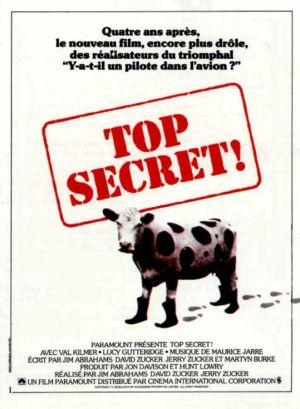 Top Secret! 539x735