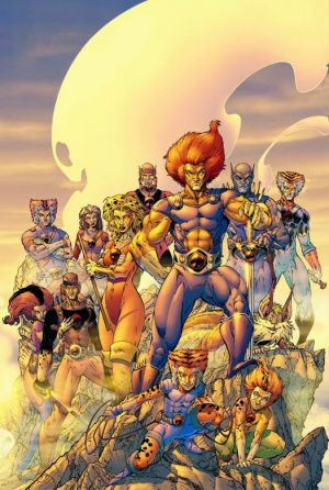 Thundercats Movie Imdb on Key Art For  Thundercats