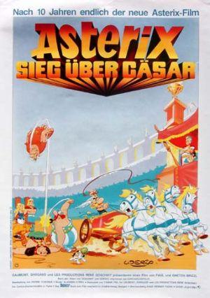 Astérix et la surprise de César 340x483