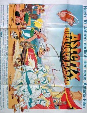 Astérix et la surprise de César 340x441