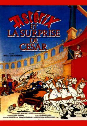 Astérix et la surprise de César 530x768