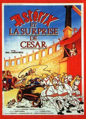 Astérix et la surprise de César 513x709