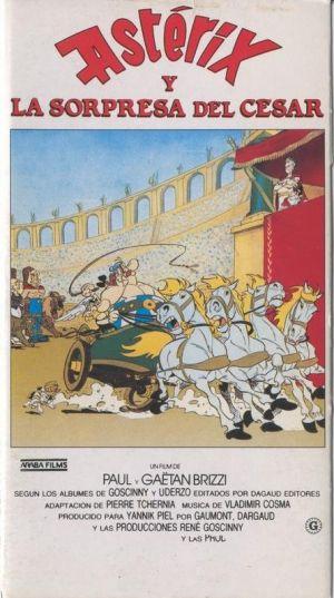 Astérix et la surprise de César 445x797