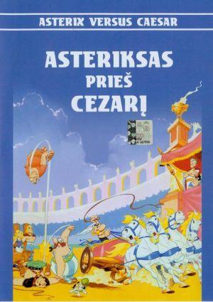 Astérix et la surprise de César 703x995