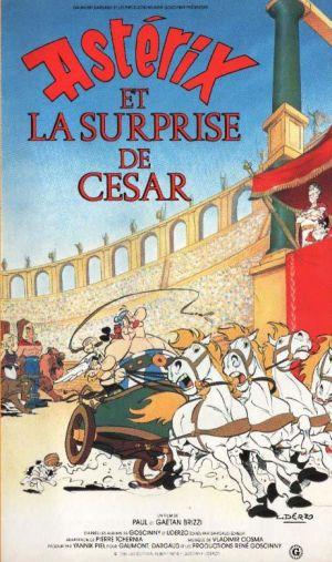 Astérix et la surprise de César 461x779