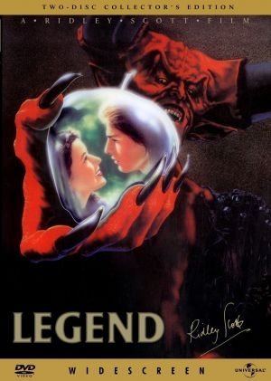 Legend Dvd cover