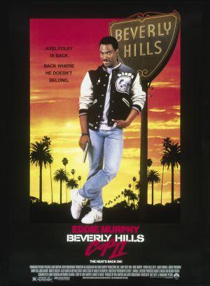 Beverly Hills Cop II 2205x3000
