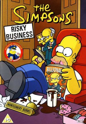 Die Simpsons 558x800