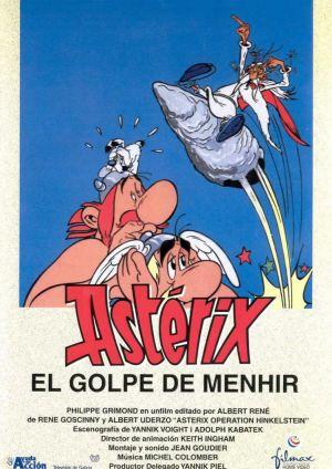 Astérix et le coup du menhir 749x1059