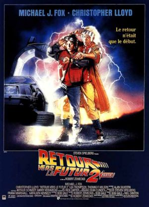 Back to the Future Part II 534x739