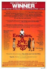 Enemies: A Love Story poster