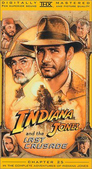 Indiana Jones and the Last Crusade 390x713