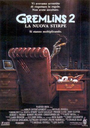 Gremlins 2: The New Batch 500x707