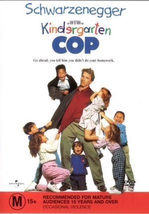 Kindergarten Cop 500x716
