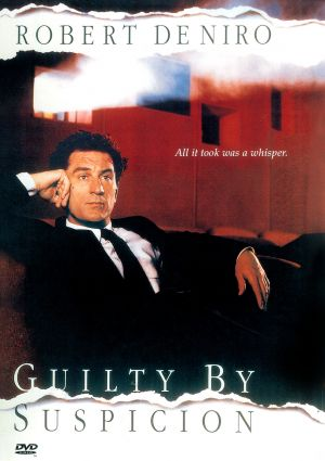Guilty by Suspicion Dvd cover