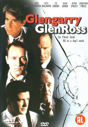 Glengarry Glen Ross Dvd cover