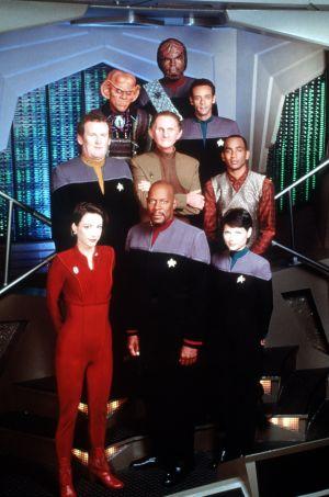 Star Trek: Deep Space Nine 1576x2381