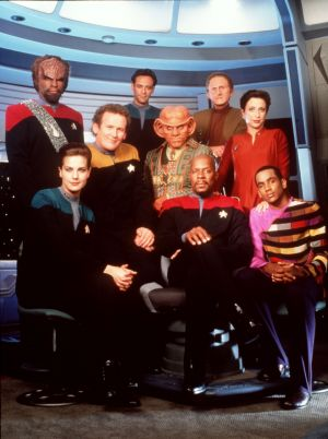 Star Trek: Deep Space Nine 1457x1953