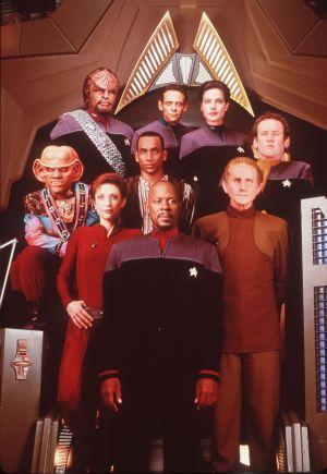 Star Trek: Deep Space Nine 1417x2054