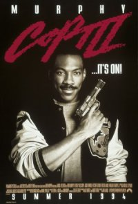 Beverly Hills Cop 3 poster