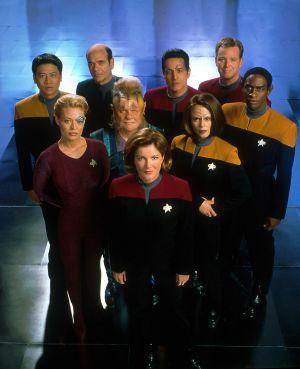 Star Trek: Voyager 2367x2912