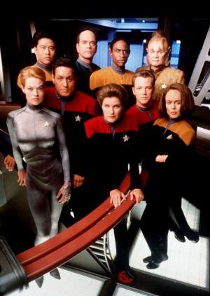 Star Trek: Voyager 1417x1998