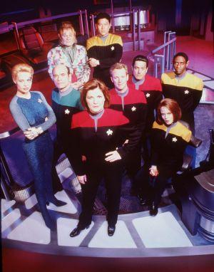 Star Trek: Voyager 1610x2050