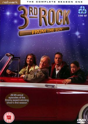 3rd Rock from the Sun 570x800
