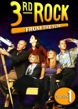 3rd Rock from the Sun 1568x2175