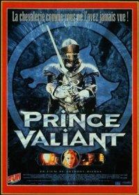 Príncipe Valente poster