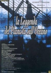 La leggenda del pianista sull'oceano poster