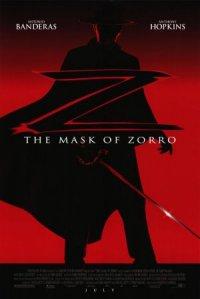 La maschera di Zorro poster
